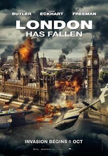 Baixar Filme Invasão a Londres Dublado Torrent
