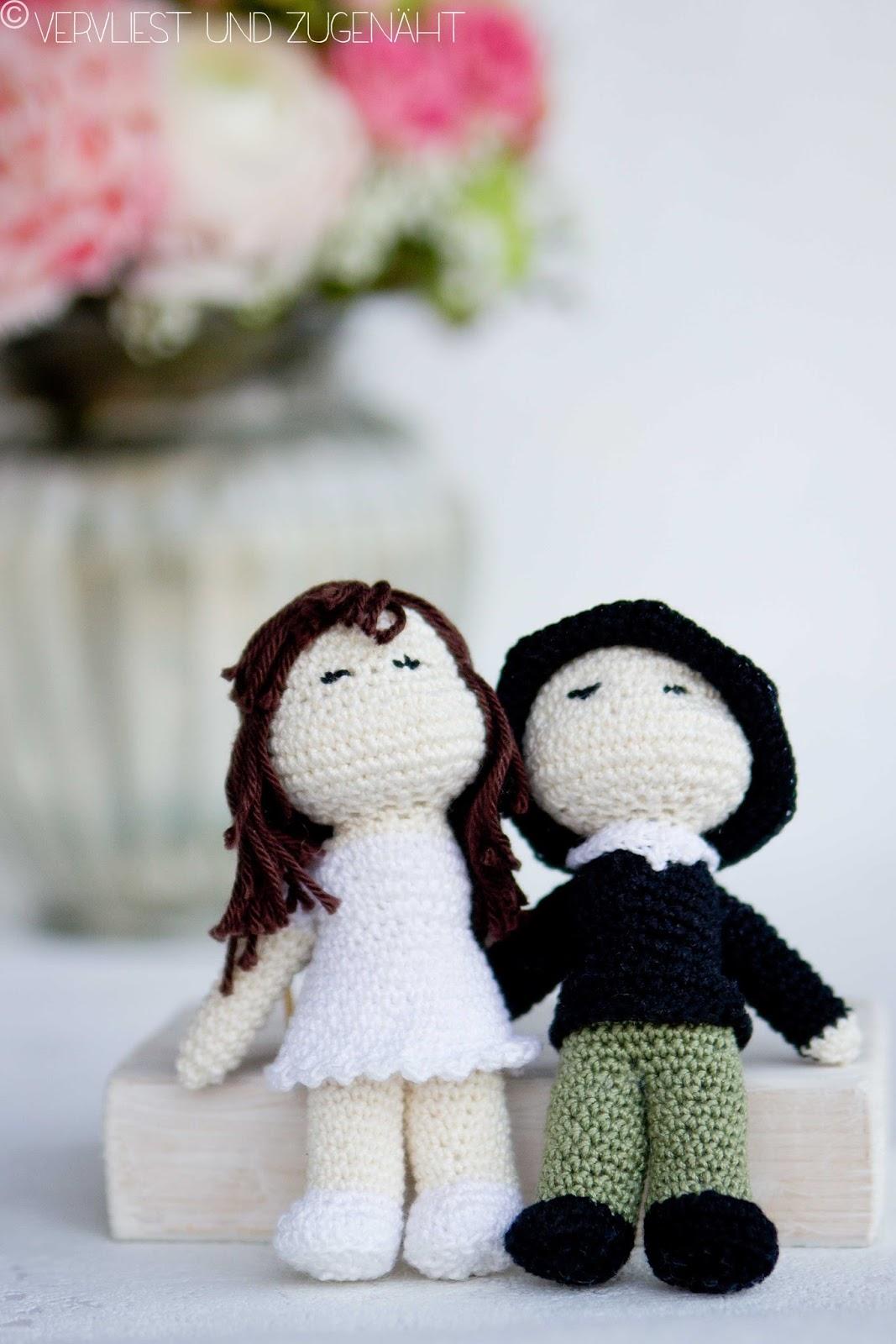Vervliest Und Zugenäht Amigurumi Brautpaar Und Neuigkeiten
