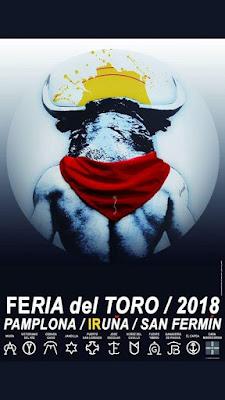 feria toro san fermin 2018 pamplona iruña roca rey