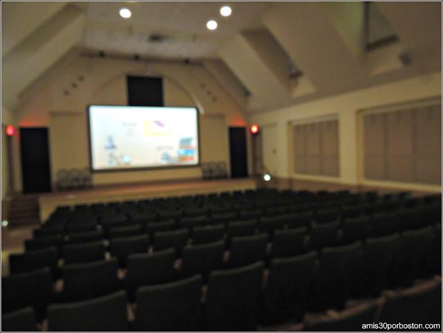 Sala de Cine de la Plimoth Plantation: Henry Hornblower II Vistor Center