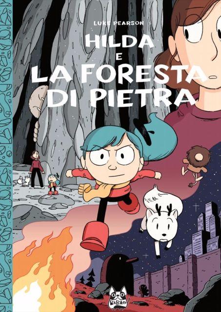 Hilda e la foresta di pietra di Luke Pearson 9af93fae4278