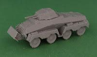 Schwerer Panzerspahwagen Sd Kfz 231 8-Rad