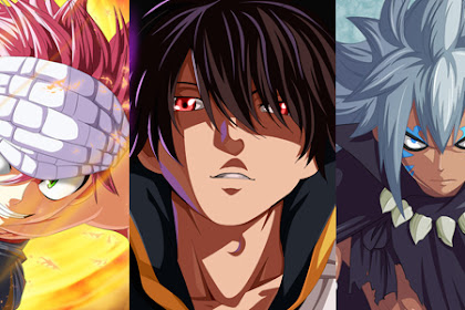 Download Anime Dragon Crisis Fairy Tail: Selesai Series Episode 10 / 287 Subtitle Indonesia X265
