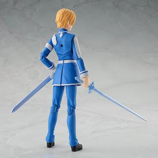 """figma Eugeo de """"Sword Art Online: Alicization"""" - Max Factory"""