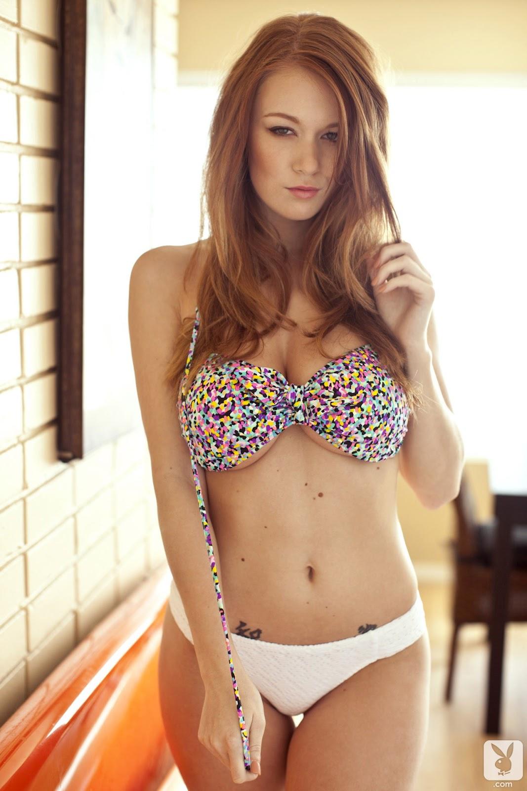 See through bikini pic