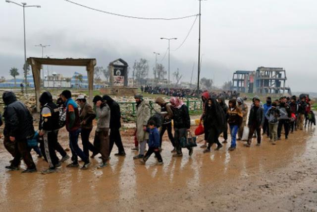 Warga Irak Etnis Arab Dihilangkan Paksa