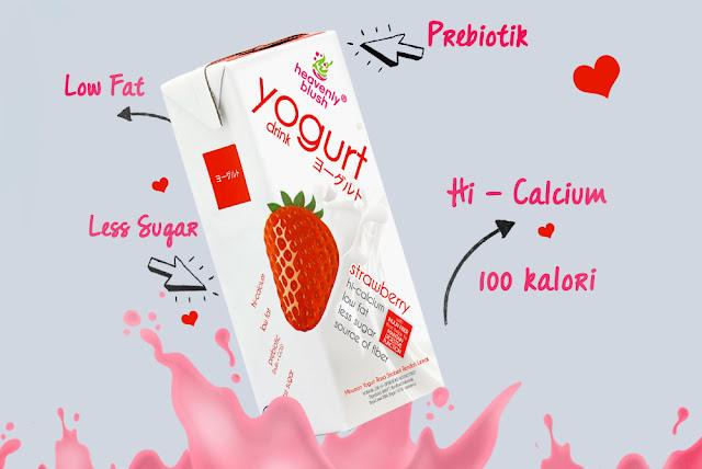 Yogurt yang bagus untuk diet