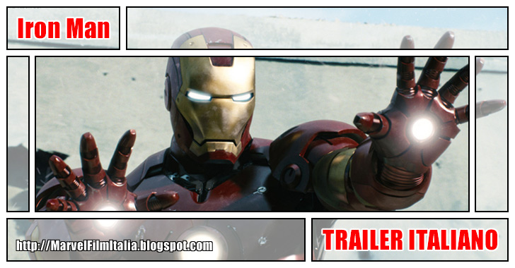 Marvel Film Italia: Iron Man (2008) - Trailer italiano