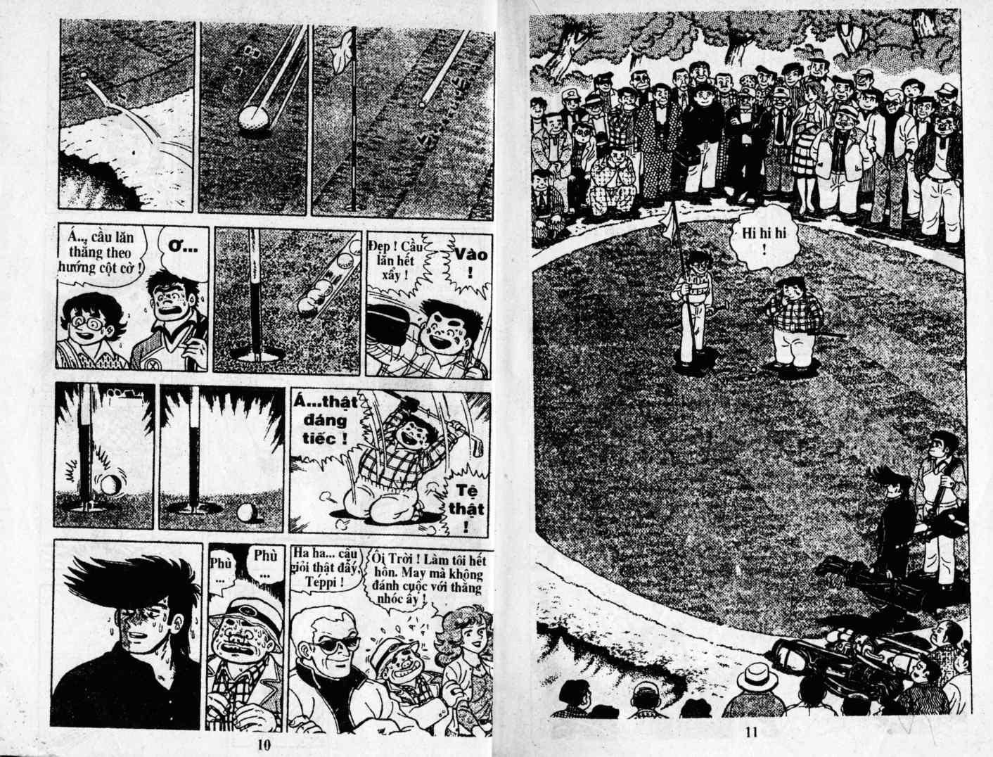 Ashita Tenki ni Naare chapter 5 trang 4