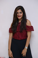 Pavani Gangireddy in Cute Black Skirt Maroon Top at 9 Movie Teaser Launch 5th May 2017  Exclusive 001.JPG