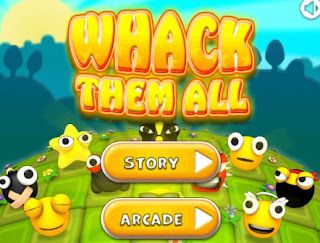 Whack Them All Awesome and Interesting Puzzle Online Games Free Play