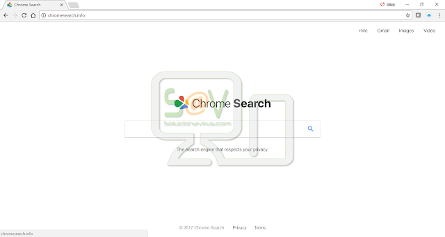 Chromesearch.info (Hijacker)