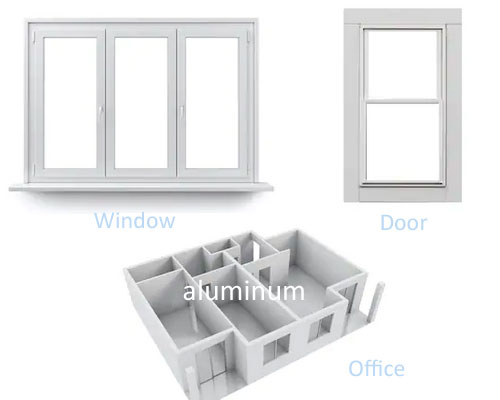 Aluminum Door Window banane ka business