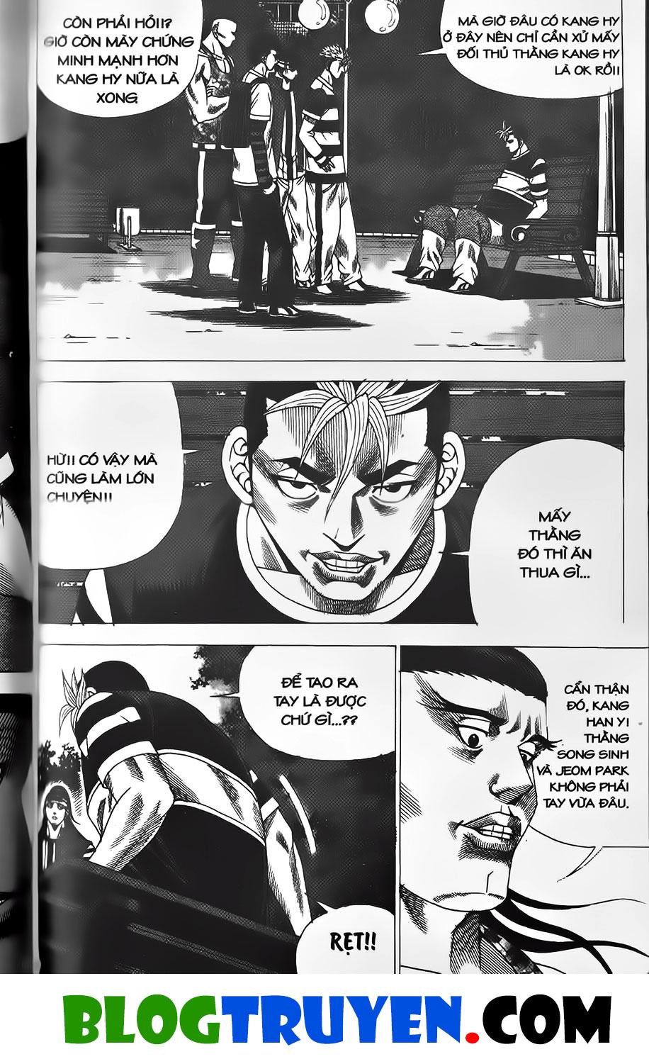 Bitagi - Anh chàng ngổ ngáo chap 350 trang 14