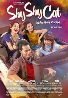 Sipnosis shy shy cat 2016, download film shy shy cat 2016 full hd, nonton streaming film shy shy cat 2016, download film indonesia, download film terbaik asia, film drama comedy asia terbaik