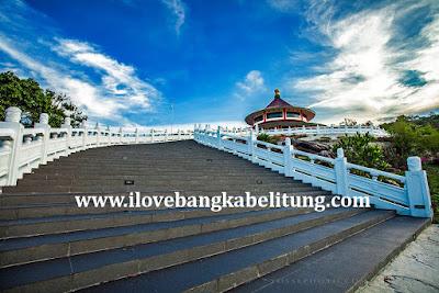 objek wisata kota kecamatan sungailiat Kabupaten Bangka