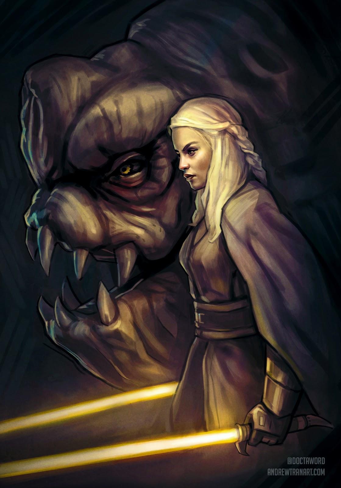 Daenerys Madre de Rancors