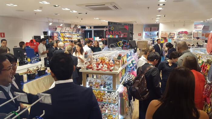 Daiso Japan expande operação no Brasil
