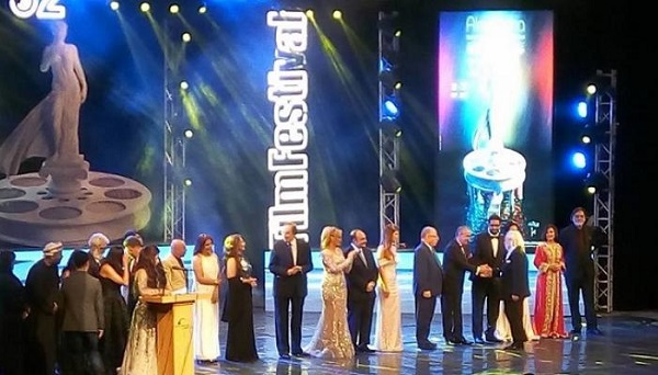 مهرجان الاسكندرية السينمائى يكرم النجمة يسرا