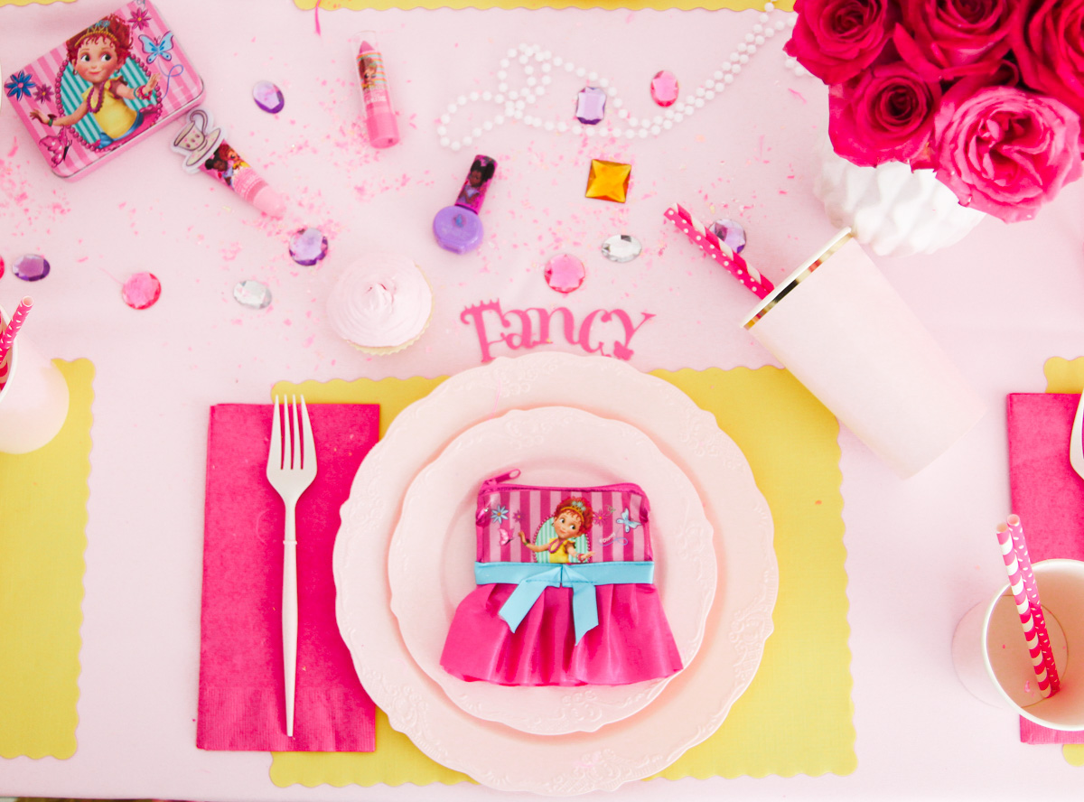 Fancy Nancy Party Ideas by The Celebration Stylist
