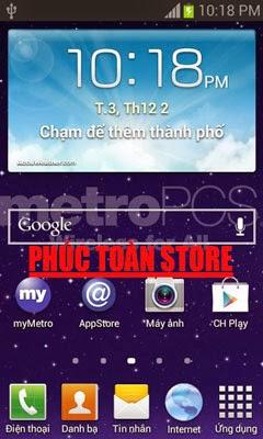 Tiếng Việt Samsung t599n done alt