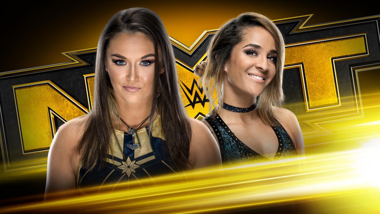 Anunciado o combate que abrirá o NXT desta noite