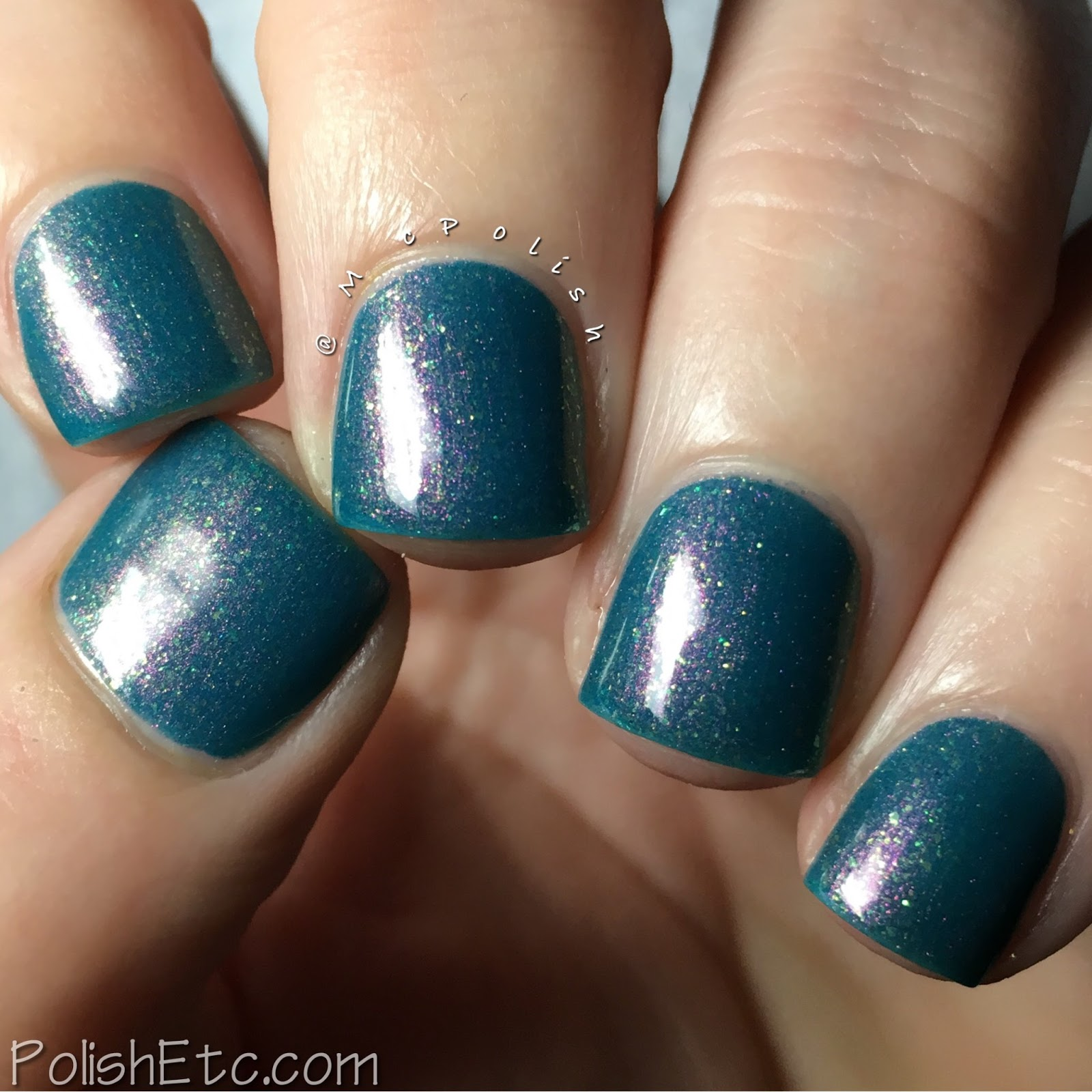 Takko Lacquer - Peacock Feathers - McPolish