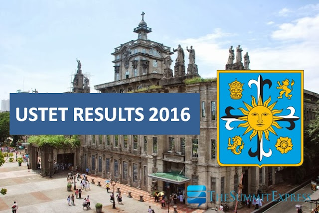 USTET results 2016