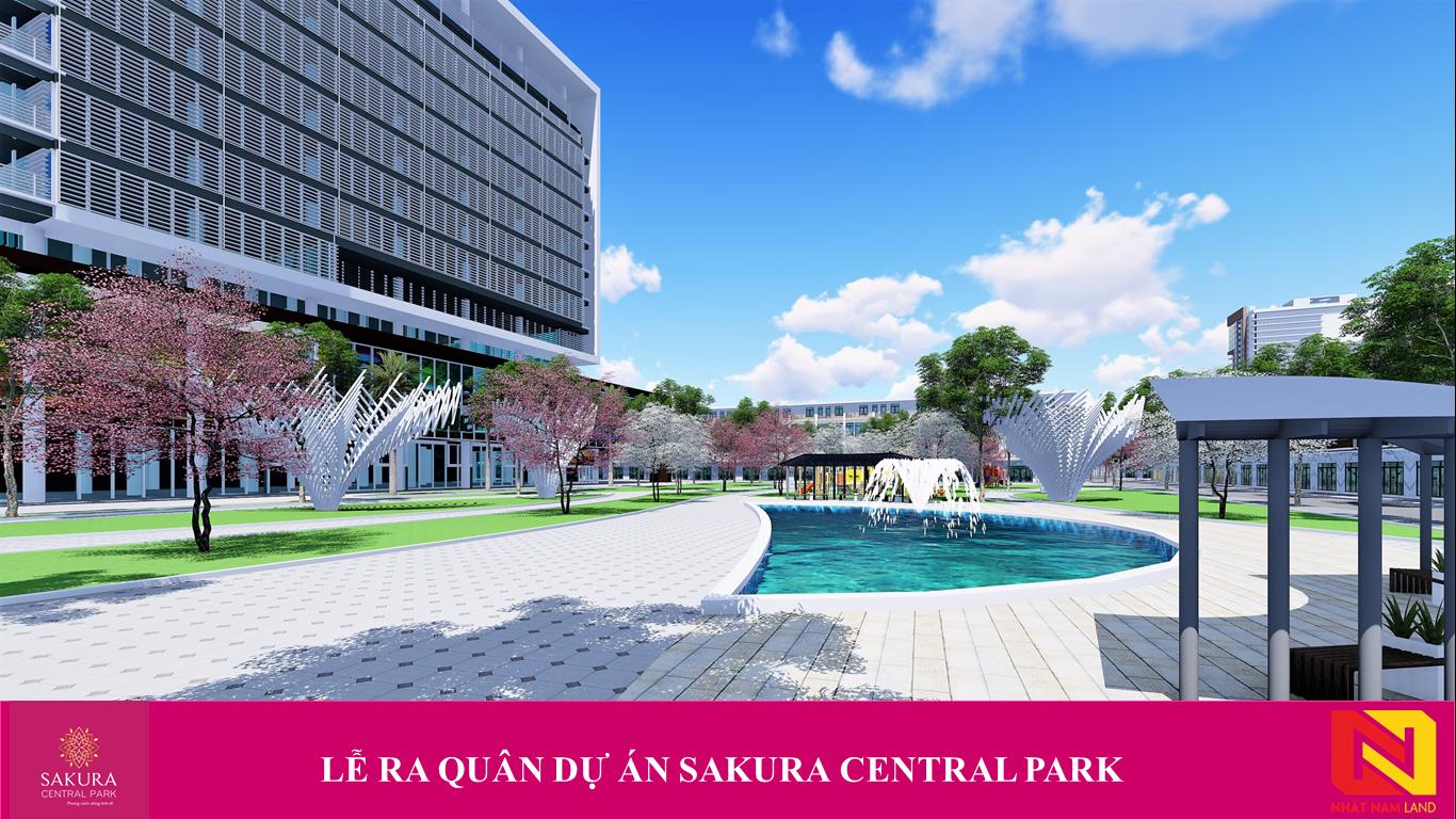 Sakura Central Park