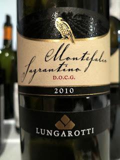 Lungarotti Sagrantino di Montefalco 2010 (92 pts)