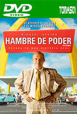 Hambre de poder (The Founder) (2016) DVDRip