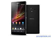 Cara Flashing Sony Xperia ZL LTE C6503 Via Flashtool