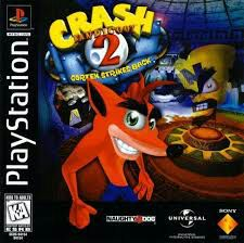 Crash Bandicoot 2: Cortex Strikes Back (BR) [ Ps1 ]
