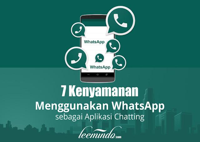 aplikasi, android, whatsapp, tutorial, chatting, keunggulan whatsapp