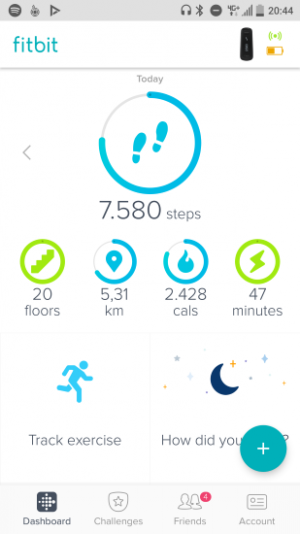 FITBIT Ultima Version | Para Android