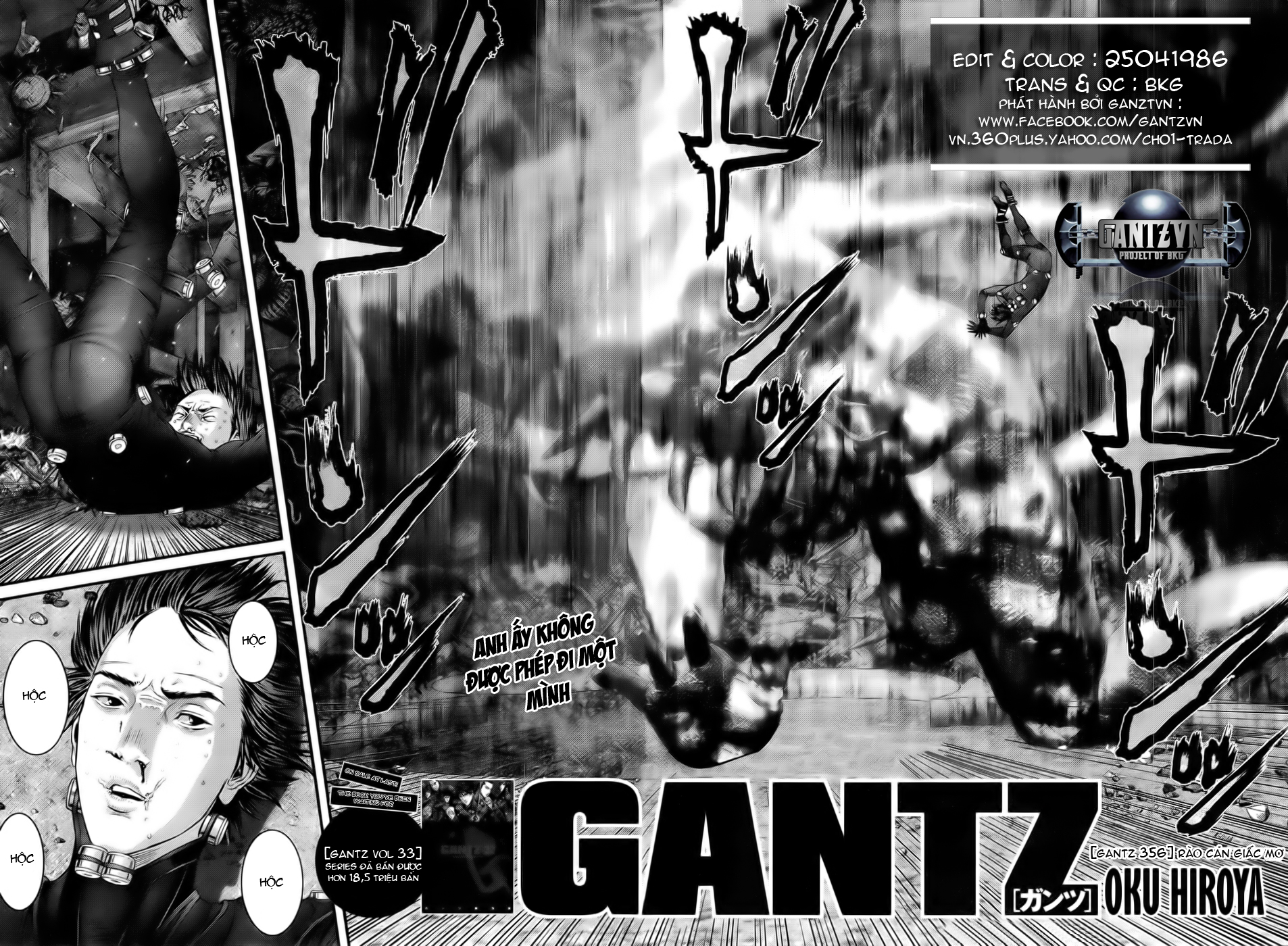Gantz chap 356 trang 4