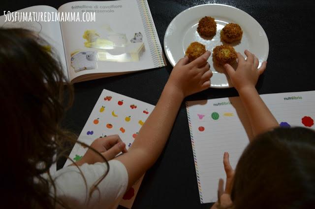 insegnare ai bambini cibo sano