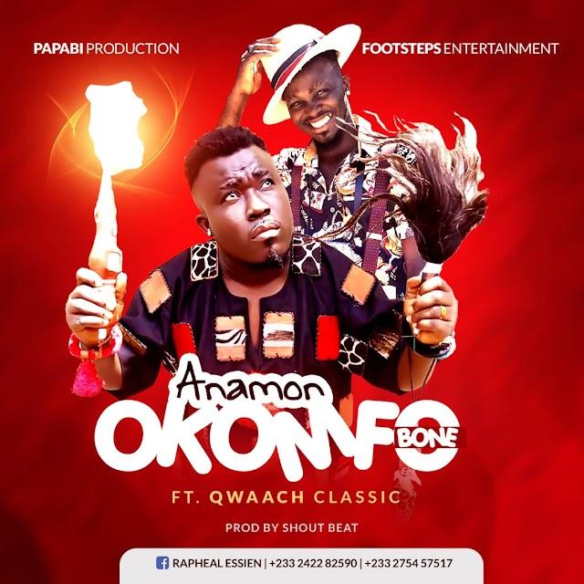 Anamon - Komfo Bone Ft Qwaach Classic (Short Beatz)