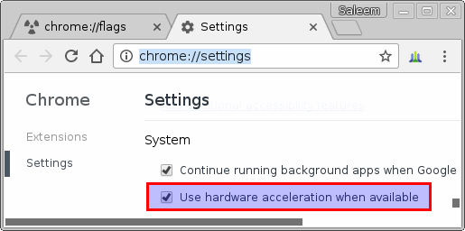 How to Activate GPU Hardware Acceleration on Chrome