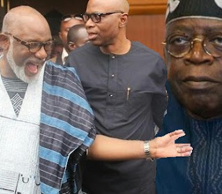 Ondo APC Guber Primary: We'll Shock Tinubu Today, His Anointed'll Come 5th - Akeredolu Spits Fire Again, Reveal Shocking Secrets