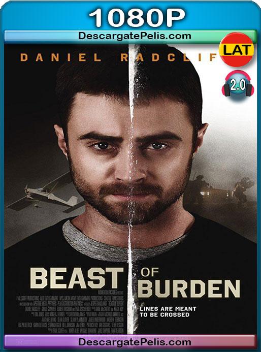 Beast of Burden (2018) 1080P BRrip Latino – Ingles