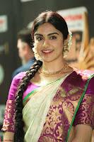 Adah Sharma looks super cute in Saree at IIFA Utsavam Awards 022.JPG