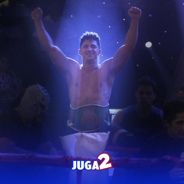 Luchador Leo La Máquina