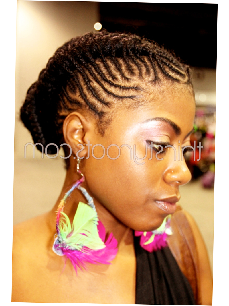 Black Girl Braid Braided Braiding Hairstyles