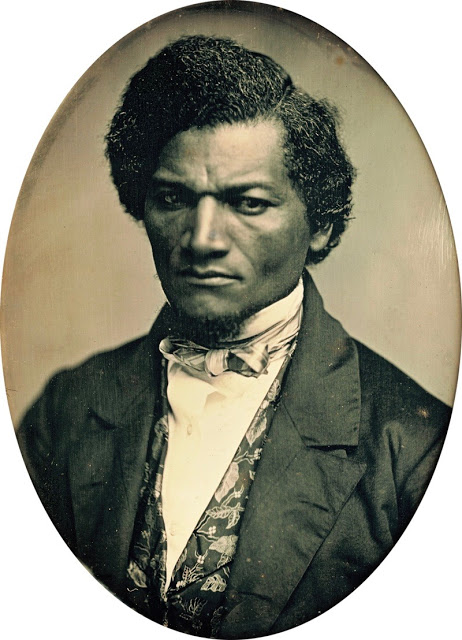 Photo of Fredrick Douglas (1818–95) circa 1850. Other stories of Racism and Civil Rights. Well said, Mr. Douglass. marchmatron.com