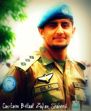 Martyr of pakistan