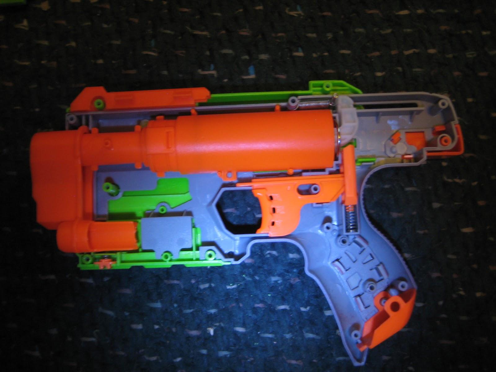 The Tacticool Nerfer: Mod: Nerf Sidestrike
