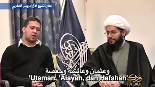 [Video] Cara Bersyahadat Pengikut Syiah ini Bukti Sesatnya Agama Syiah. Tonton dan Sebarkan!