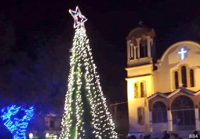 Χριστουγεννιάτικες εκδηλώσεις στο Δρυμό Ελασσόνας