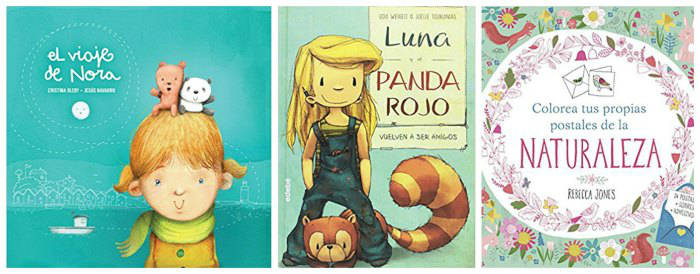 seleccion mejores cuentos infantiles juveniles dia libro 2017, recomendaciones